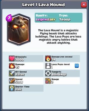 Lava Hound