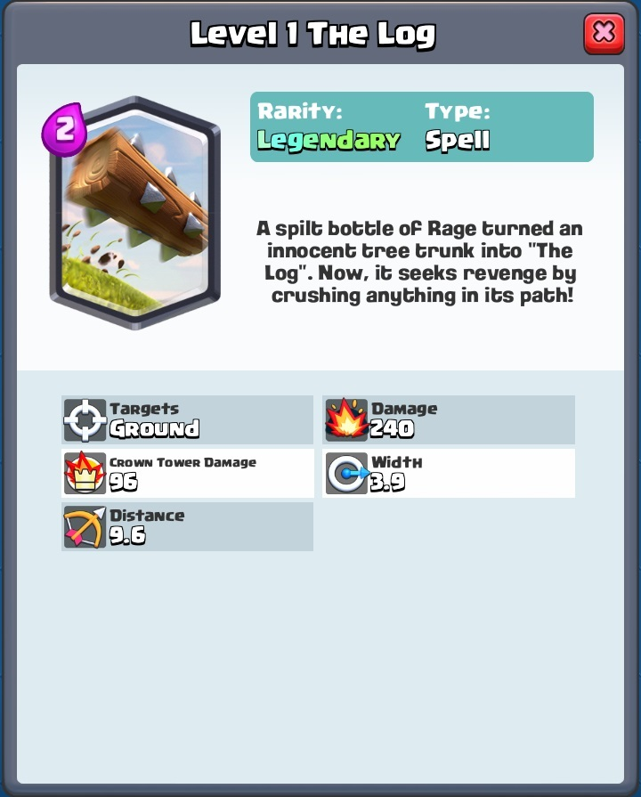 Clash royale ranking the legendary cards rd world geeks