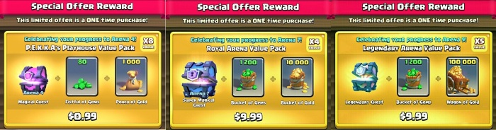 arena-packs