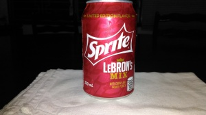 Tell me that doesn't look like a regular can of Coke!