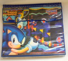 Sonic... he can really move. Sonic... he's got an attitude!