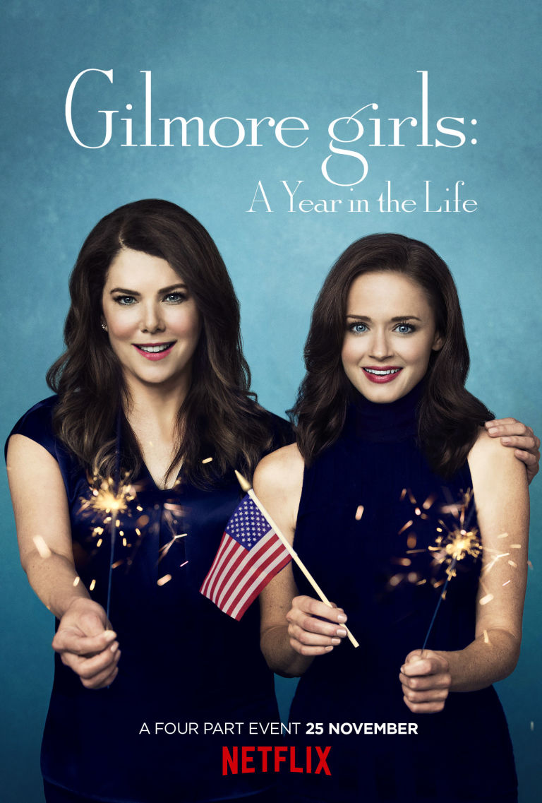 Gilmore Girls Sedem let v življenju 3Rd World Geeks-1476