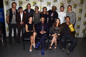 Avengers cast, Assemble!