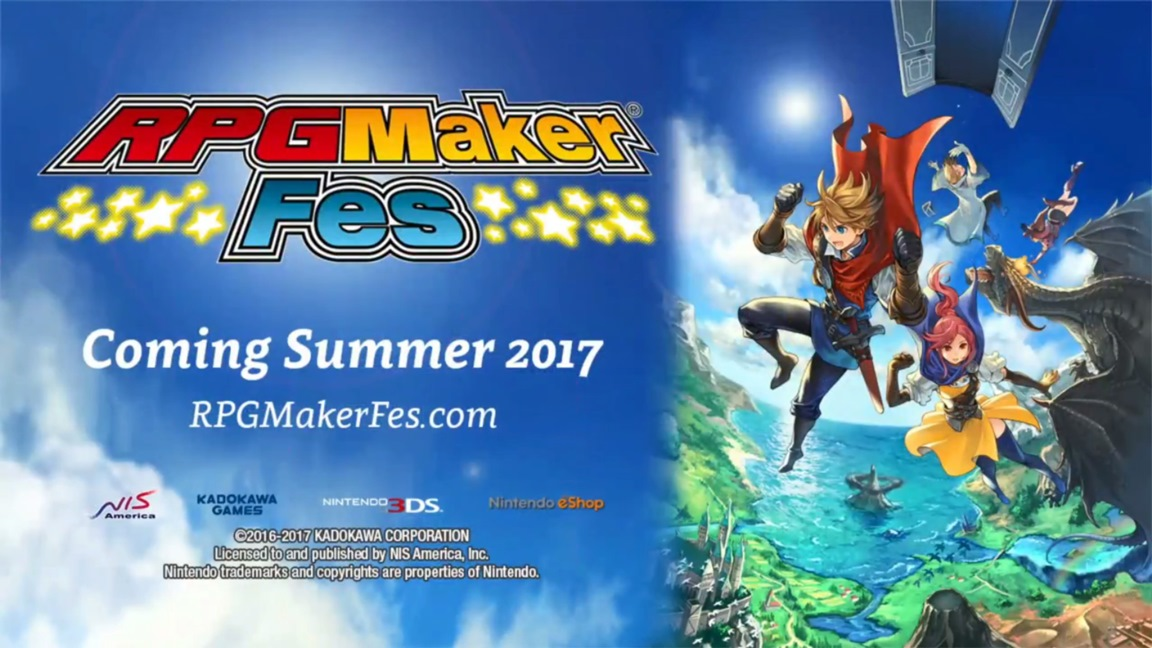 In The Crosshairs Rpg Maker Fes Nintendo 3ds 3rd World Geeks