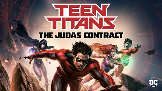 Ill Review Anything Teen Titans The Judas Contract -5106