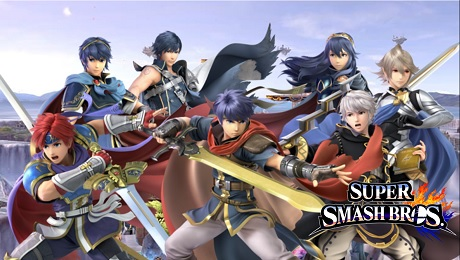 Why There Are So Many Fire Emblem Characters in Super Smash