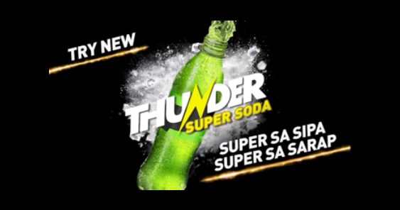 I Ll Review Anything Thunder Super Soda 3rd World Geeks