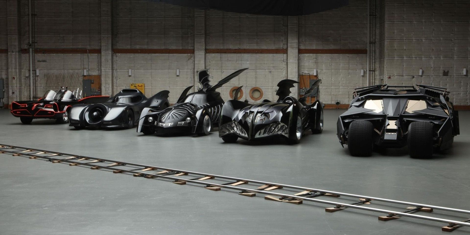 Ranking the Live Action Batmobiles (that Actually Function)   3rd World  Geeks