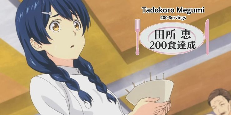 Why Megumi In Food Wars Is Best Girl 3rd World Geeks From the popular anime series food wars! why megumi in food wars is best girl